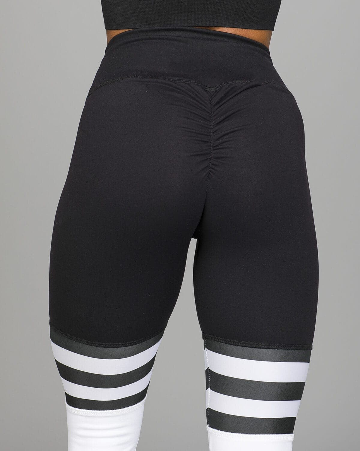 ABS2B-Fitness-High-Knee-Stripes-Black.White10-1200×1501