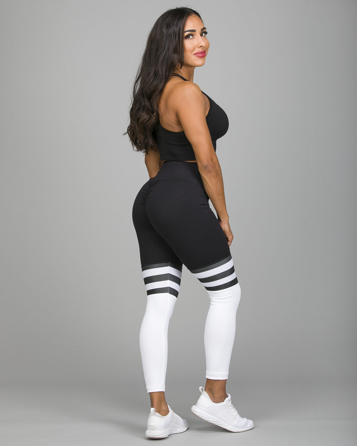 ABS2B-Fitness-High-Knee-Stripes-Black.White9_-1200×1500