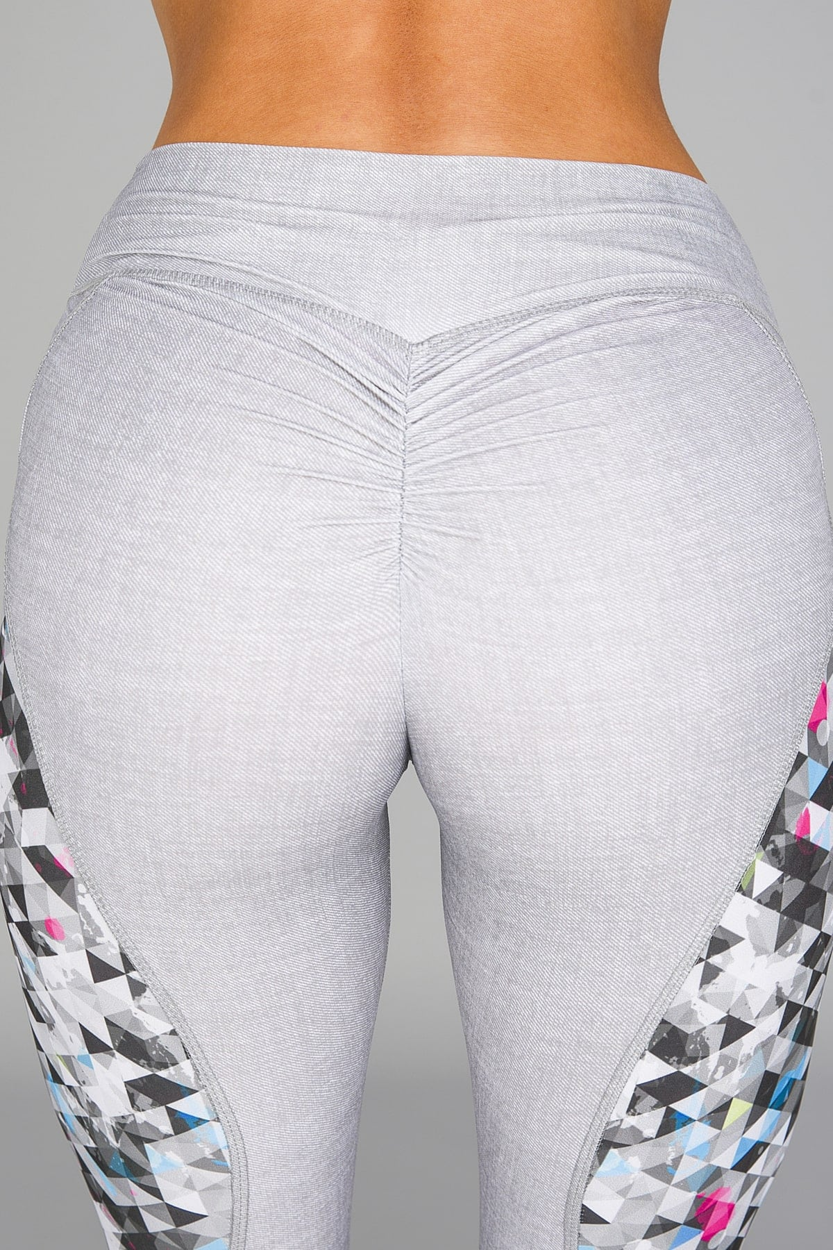 ABS2B Fitness Zero Flaw High Rise Leggings – Silver13
