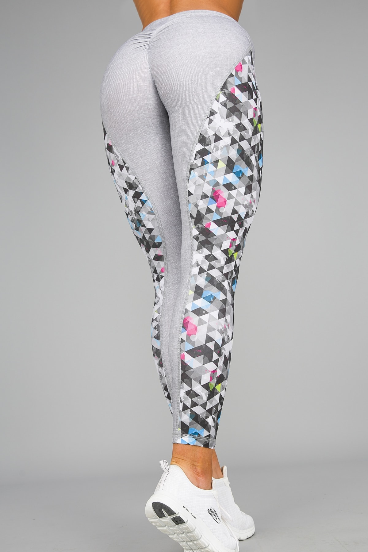 ABS2B Fitness Zero Flaw High Rise Leggings – Silver15