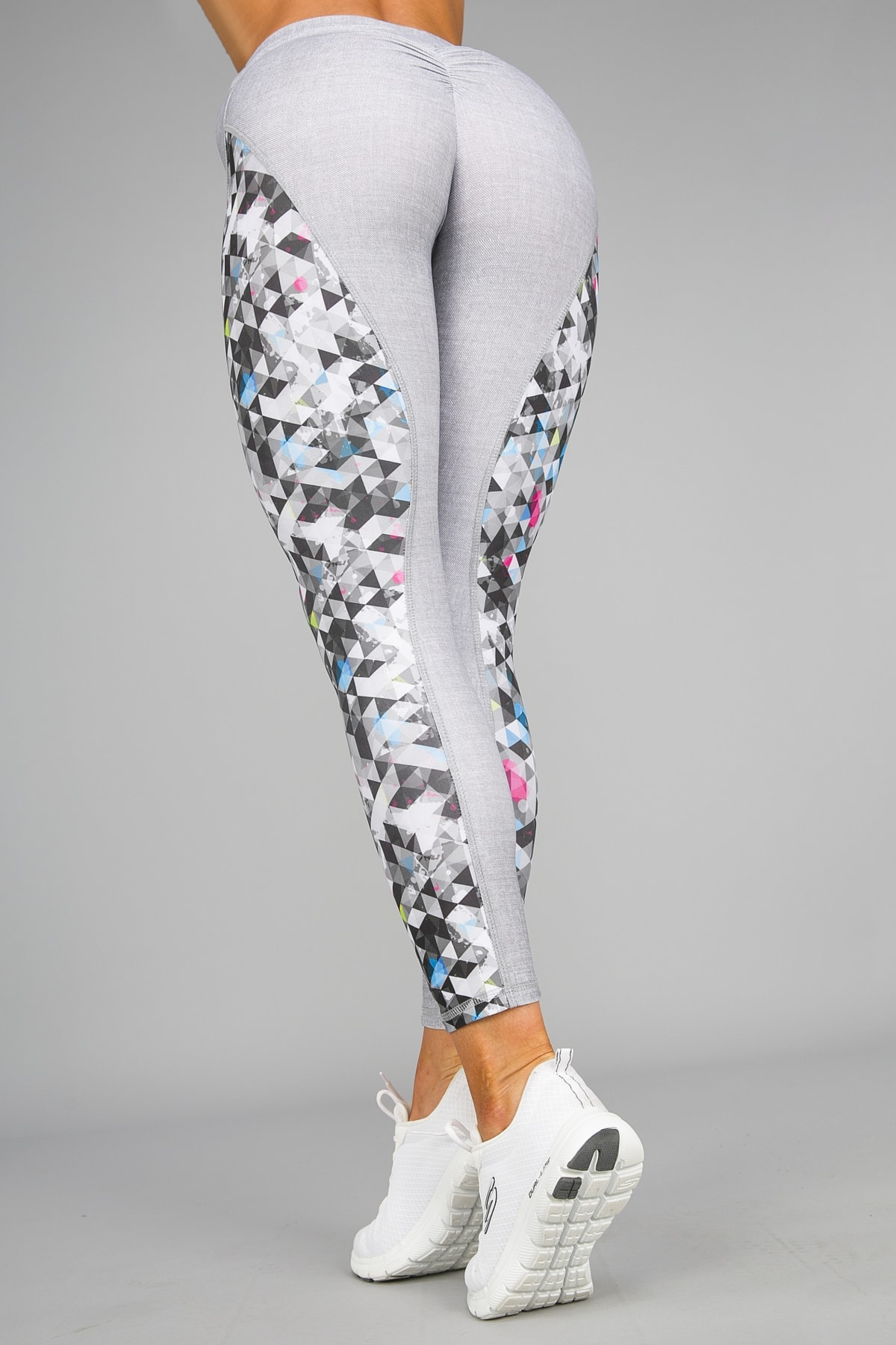 ABS2B Fitness Zero Flaw High Rise Leggings – Silver16