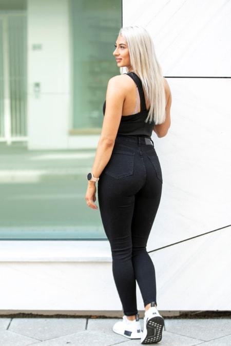 Stretch Jeans Black