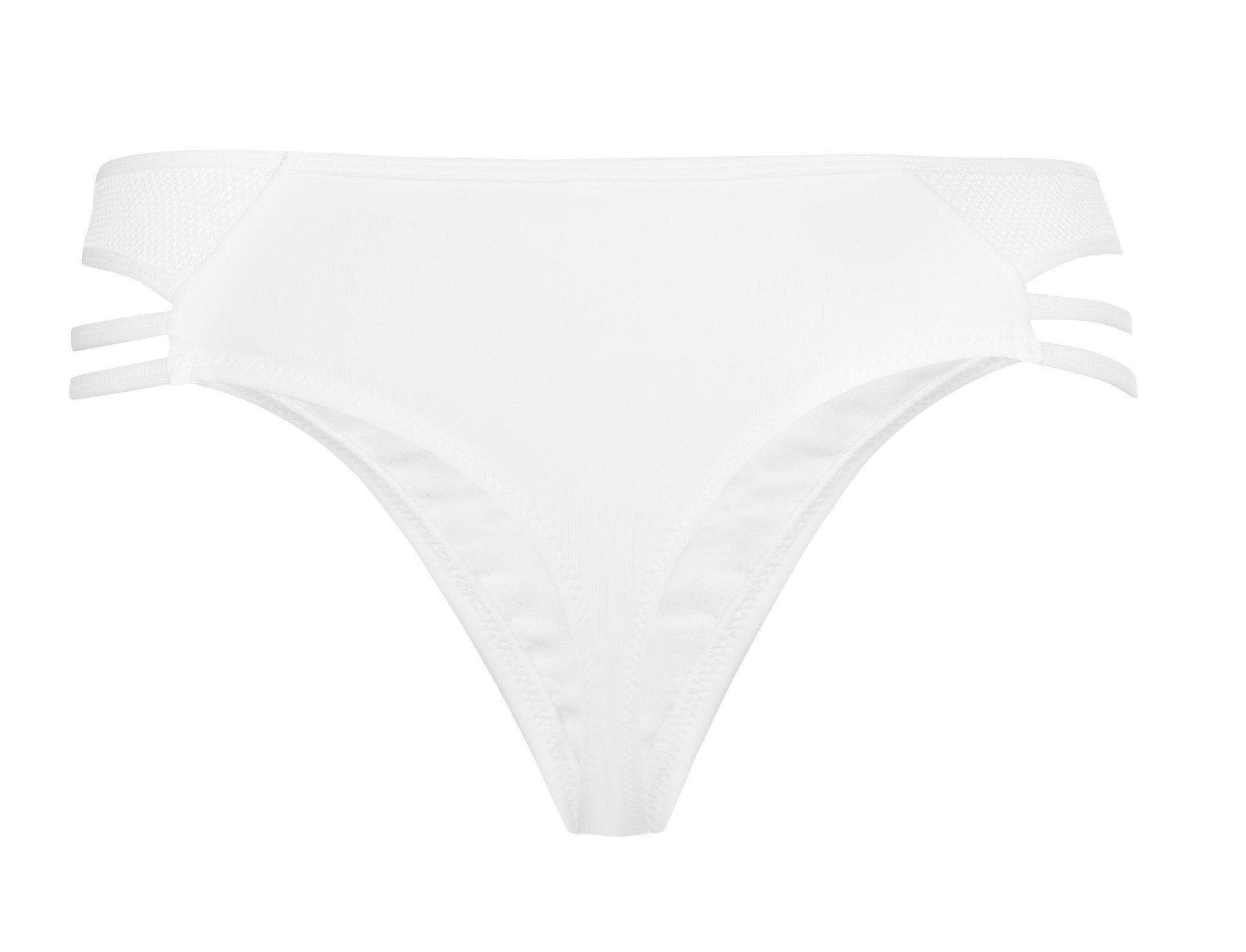 Andriane Bottom White