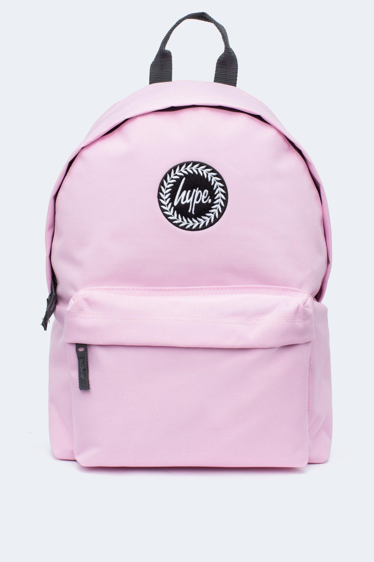 HYPE Baby Pink Badge Backpack