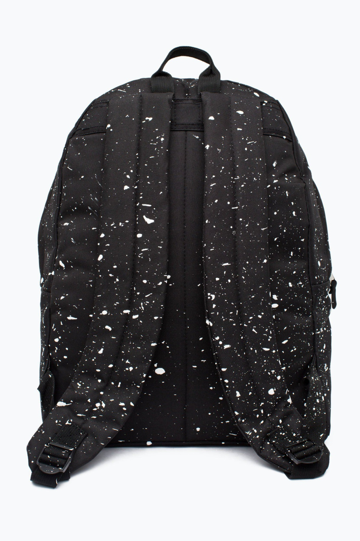 HYPE Black With White Speckle Backpack