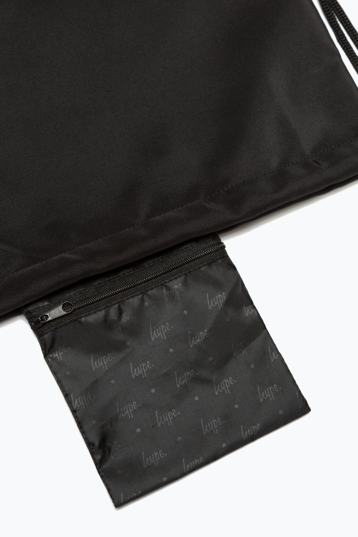 HYPE Black/White Taping Drawstring
