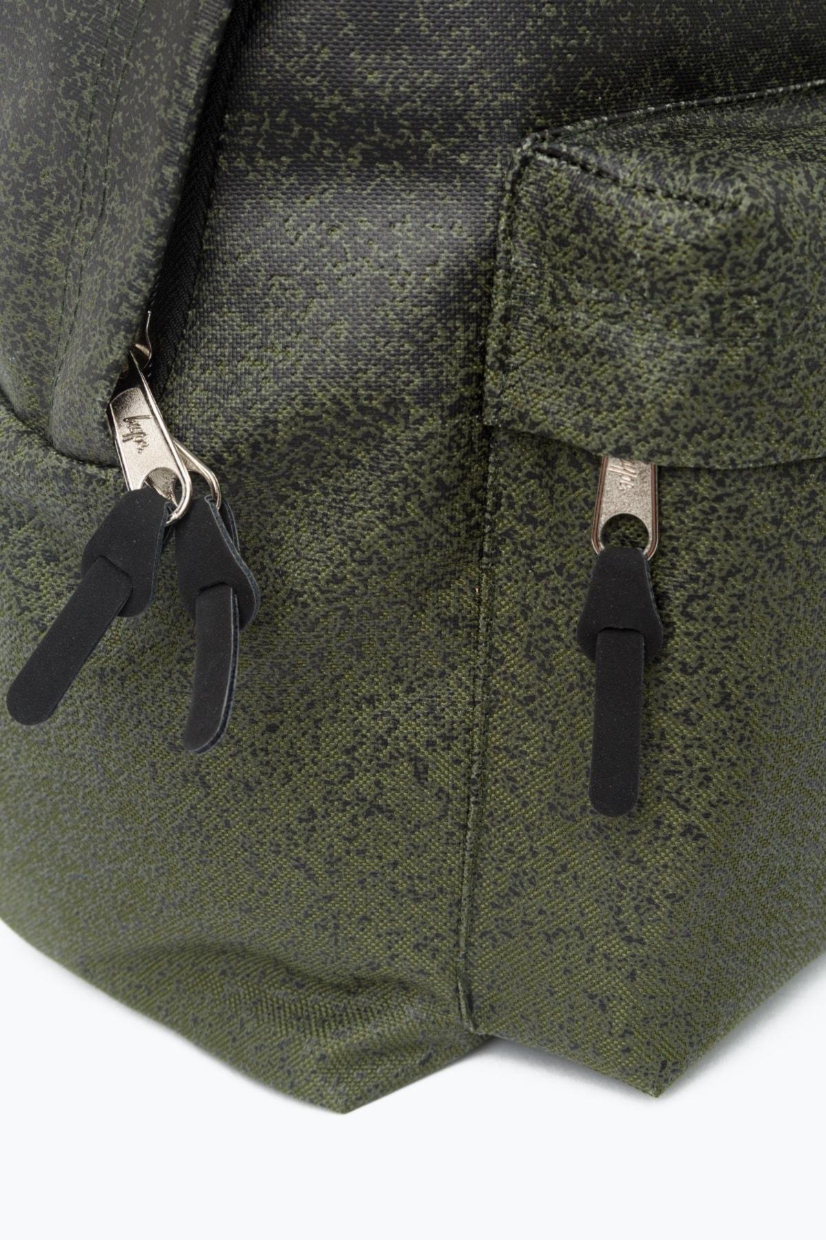 HYPE Khaki/Black Fade Backpack