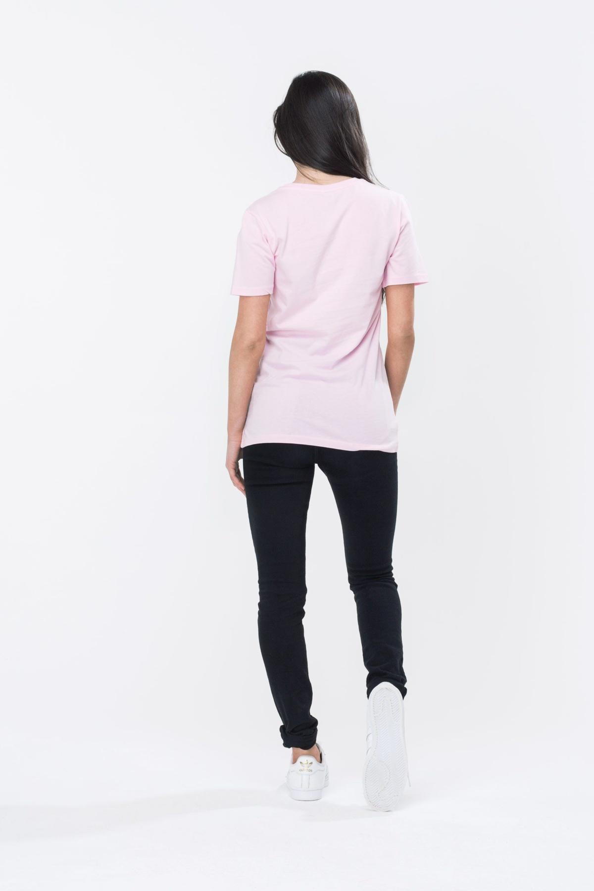 HYPE Pink/White Hype Script Women's T-Shirt