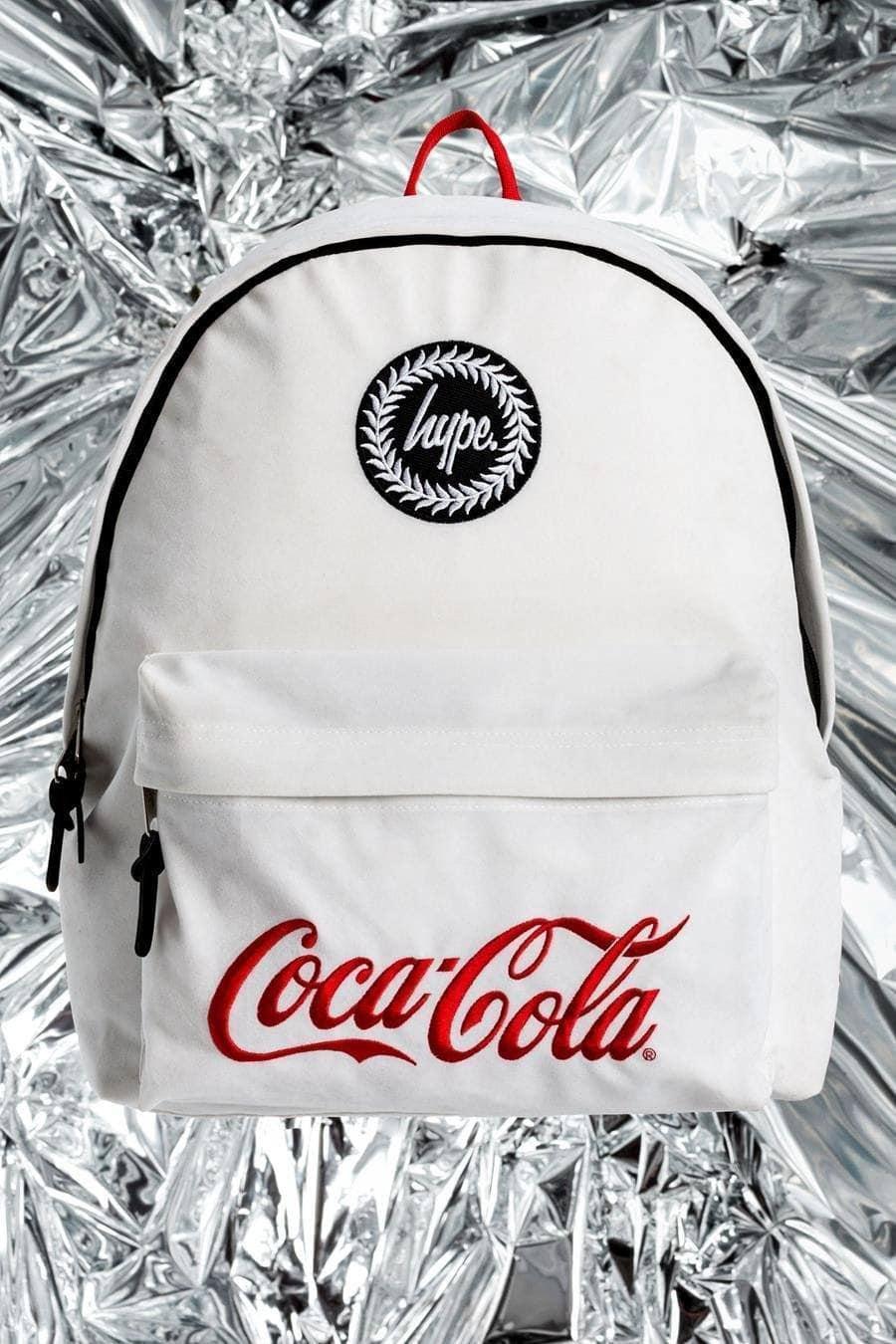 HYPE X Coca-Cola Grey Coca-Cola Cooler Backpack