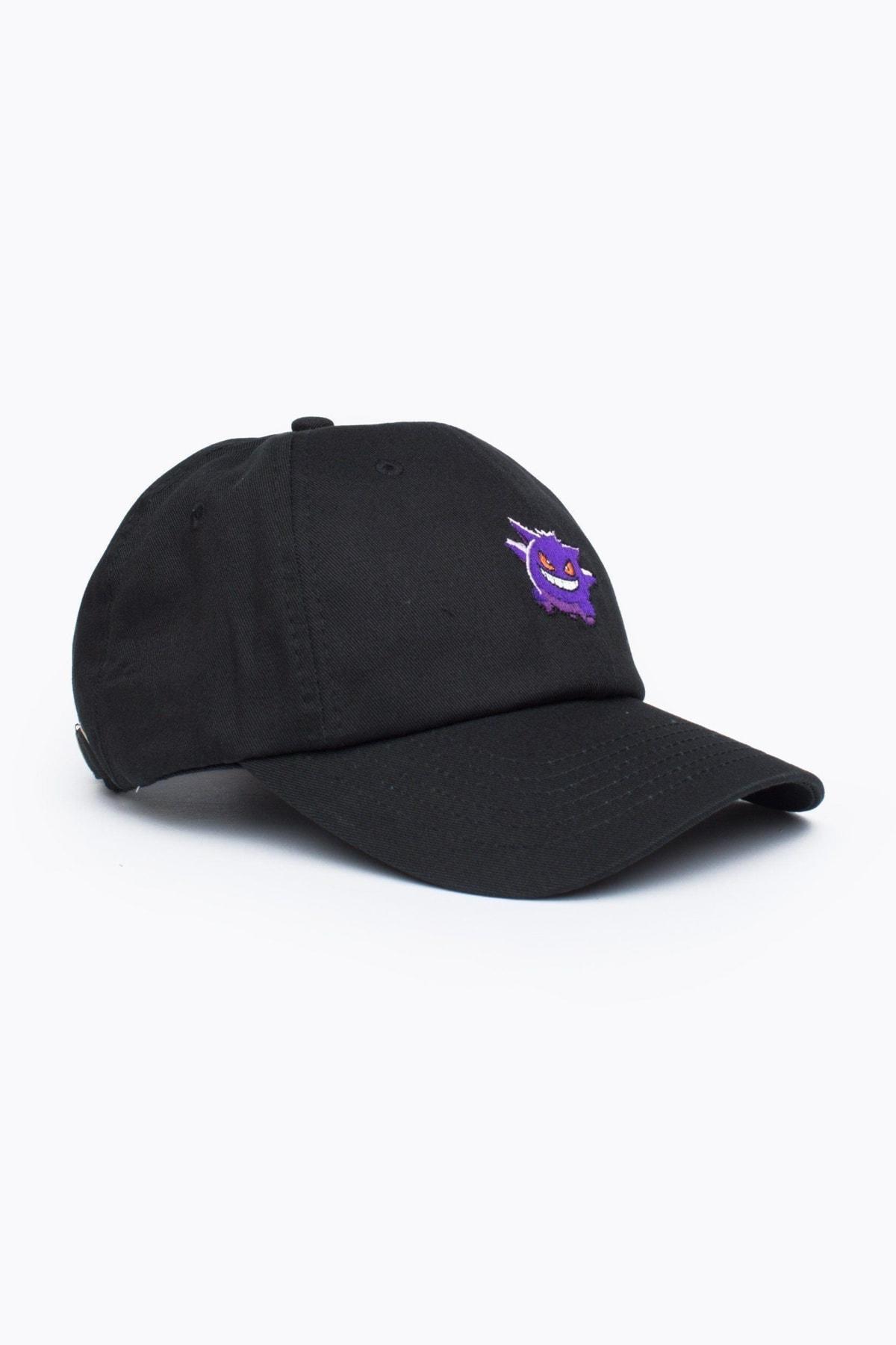 HYPE X Pokemon Black Gengar Dad Hat