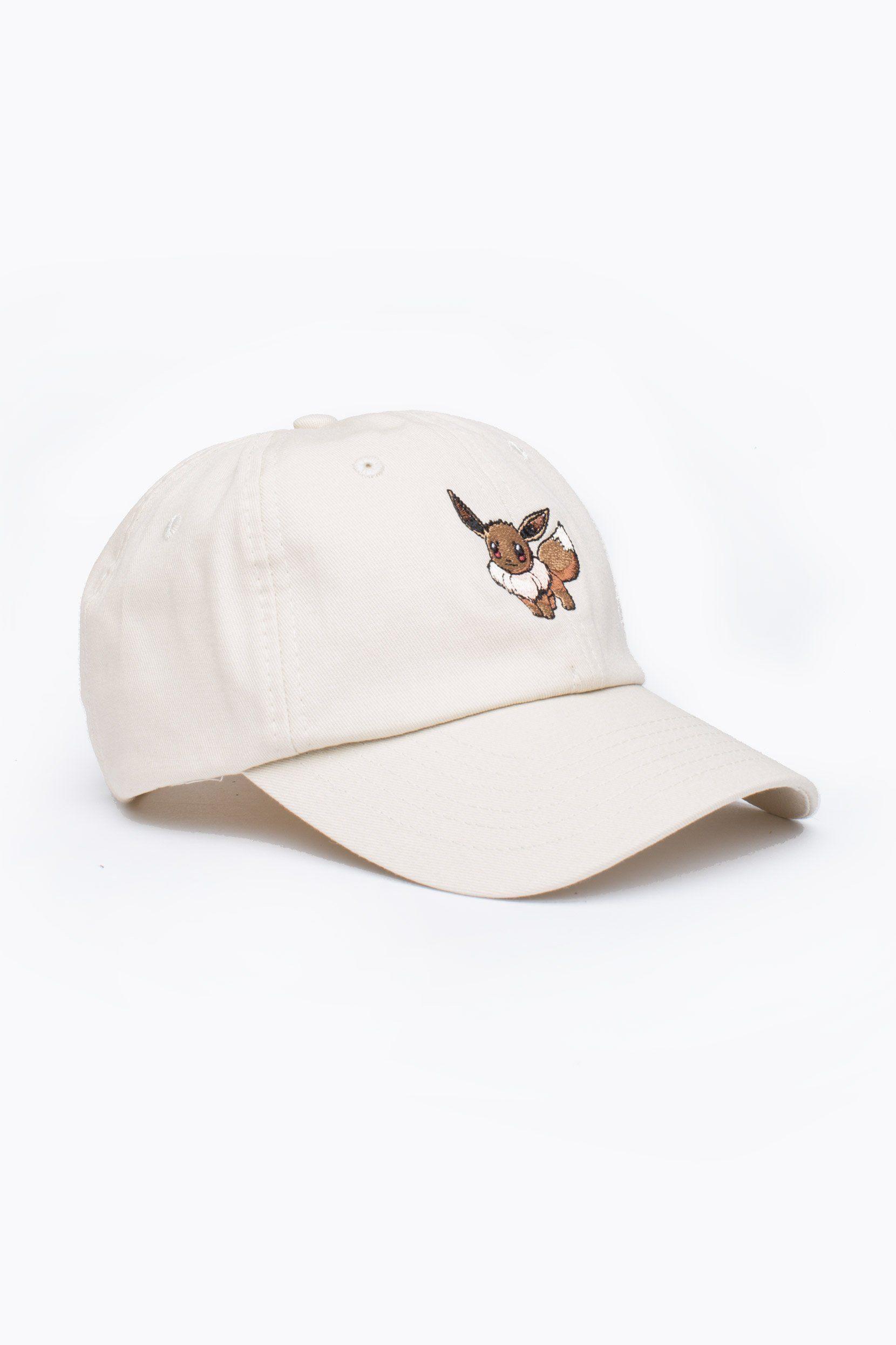 HYPE X Pokemon Sand Eevee Dad Hat