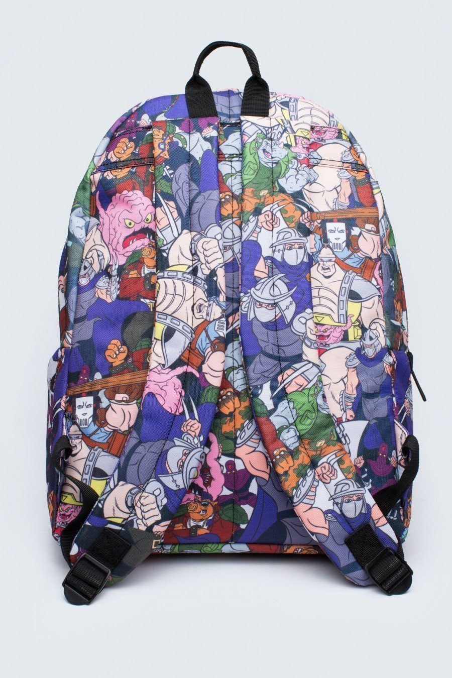 HYPE X Turtles Multi Bad Guys Backpack