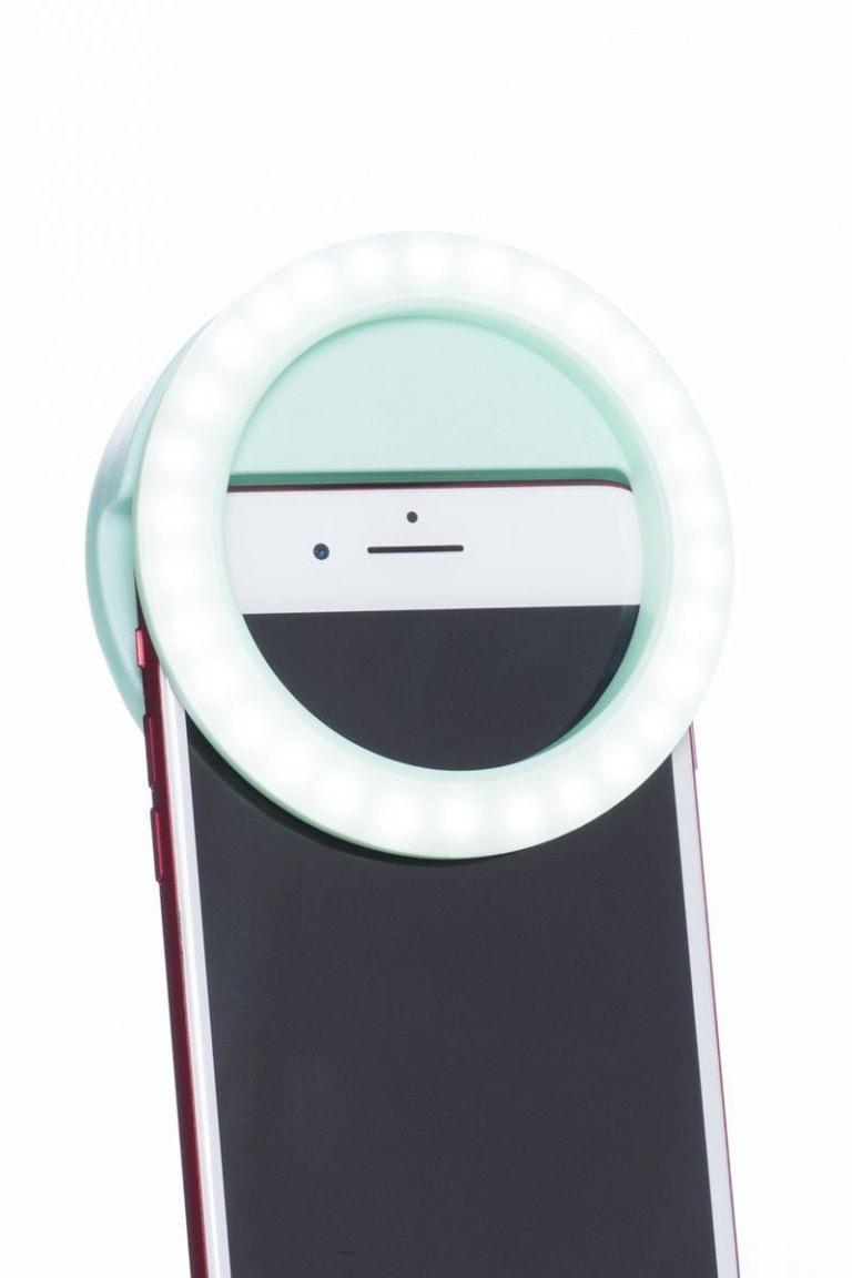 Lumipop - Vanity Lamp - Vanity Mirror & Table Lamp - Pastel Green / Mint