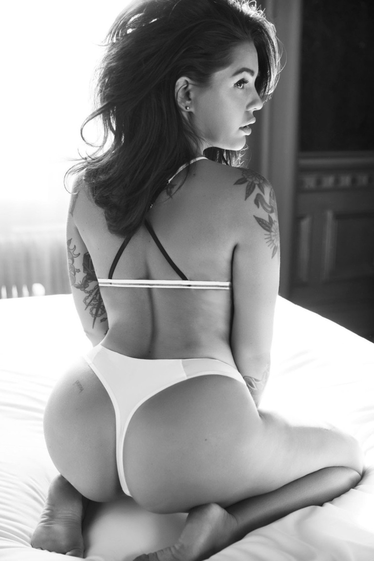 Nena Bottom White