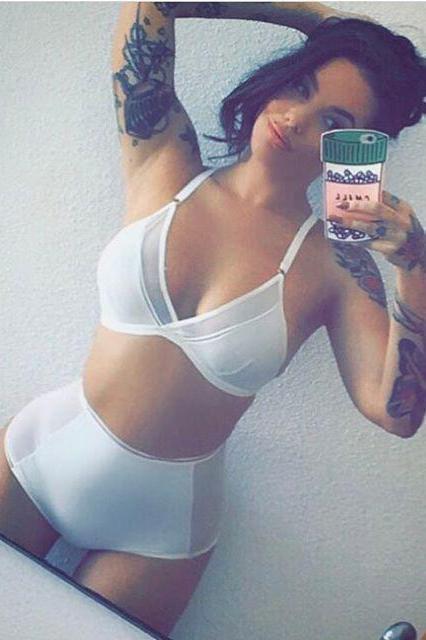 Pilar Bottom White