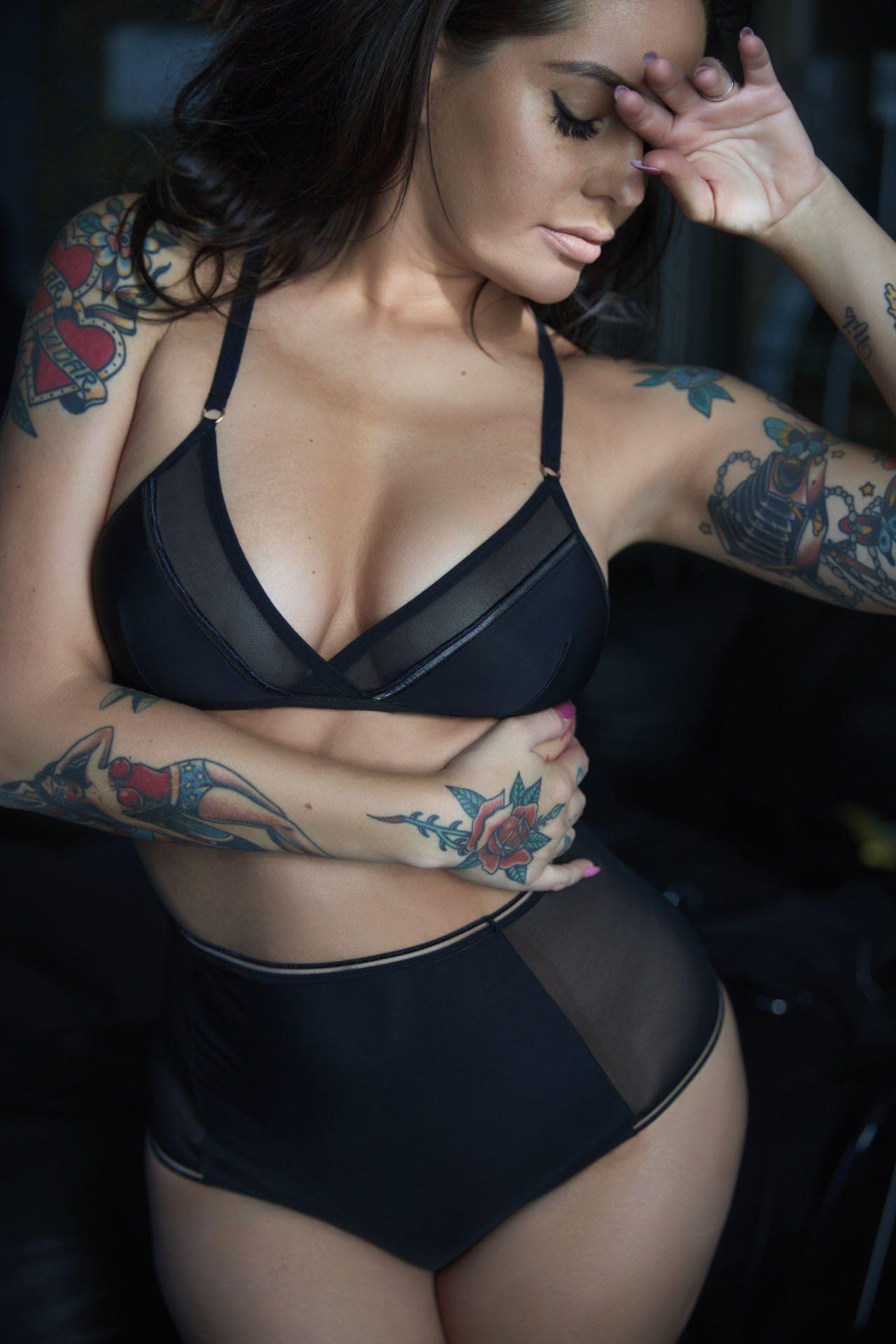 Pilar Top Black