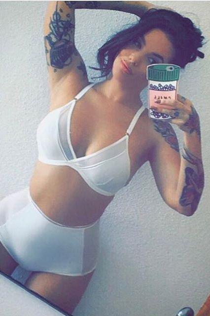 Pilar Top White