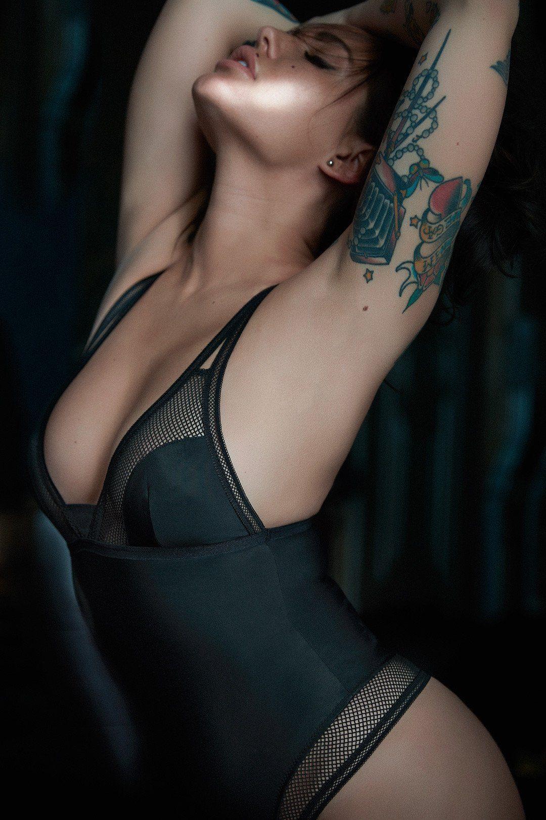 Sandramatic Body Black