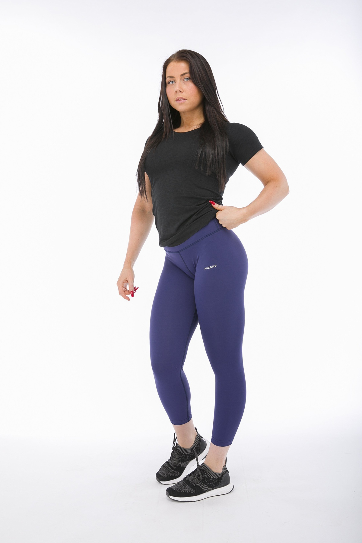 Superfit Ankle Tights Beauty Effect Dark Blue