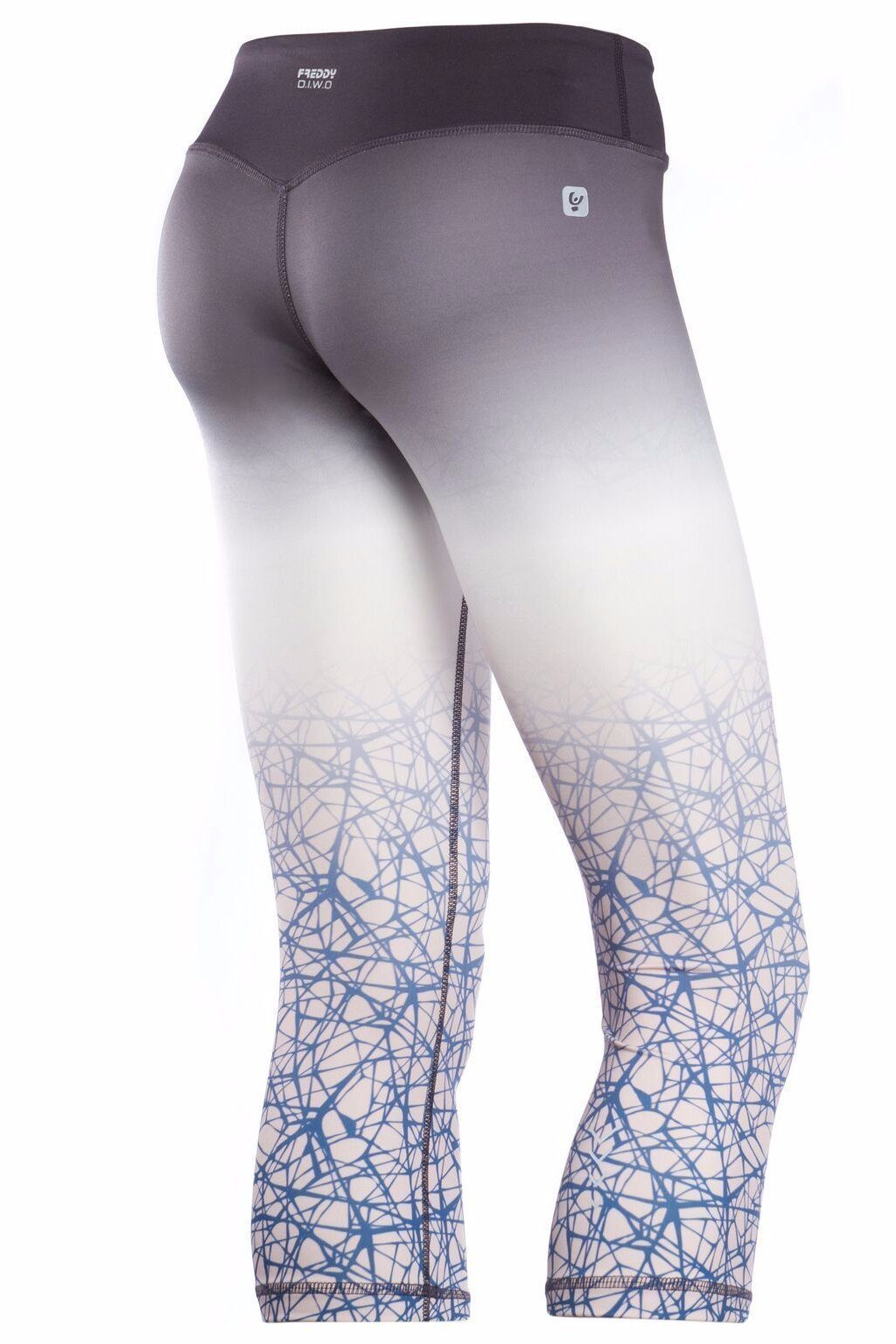 Superfit Ankle Tights Fantasy Print Fade