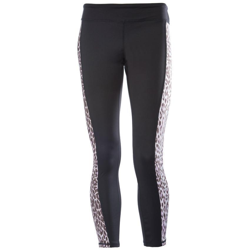 Superfit Ankle Tights Leopard Panel