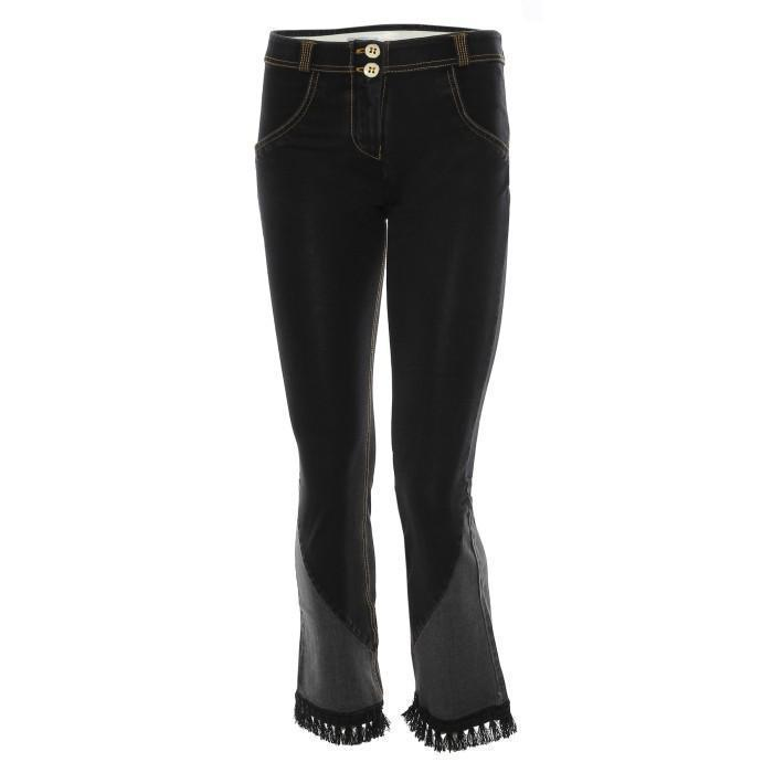 WR.UP® Bootcut Jeans with tassels
