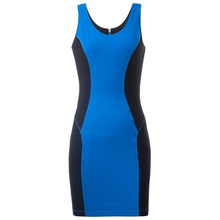 WR.UP® Shaping Dress Royal Blue & Black