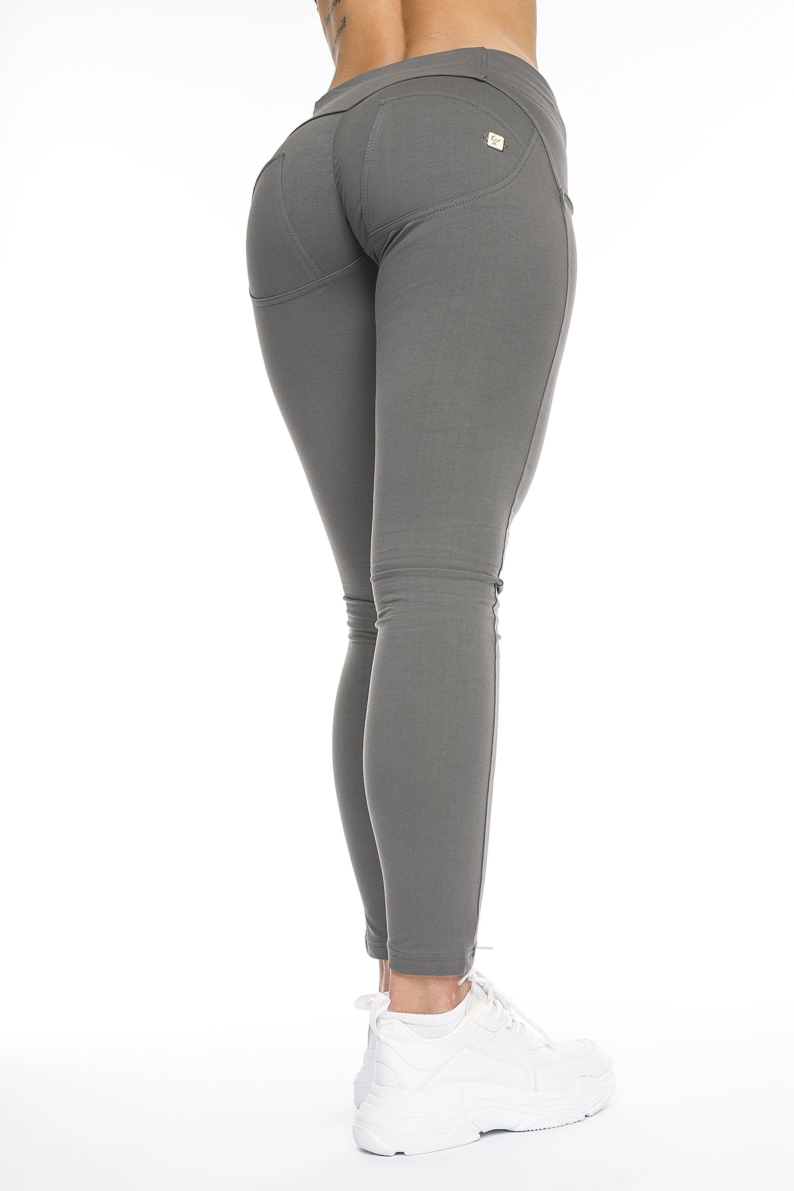 WR.UP® Shaping Jeans Skinny High Waist Grey