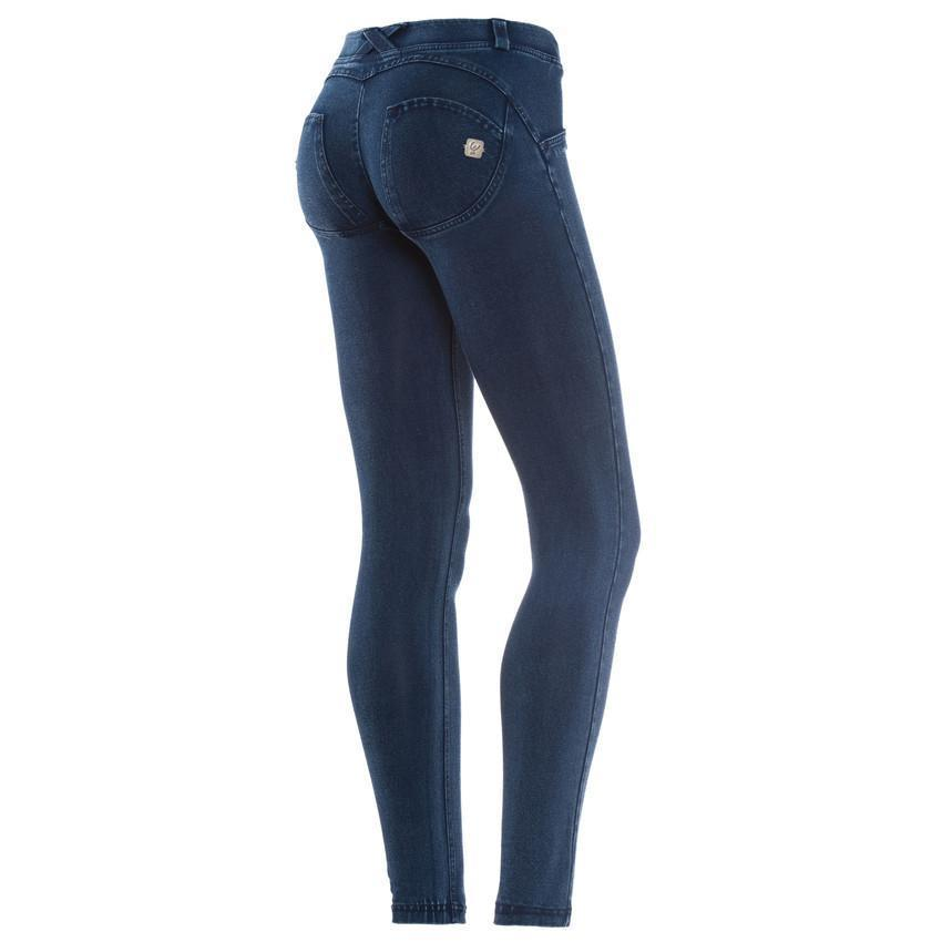 WR.UP® Shaping Jeans Skinny Low Dark Blue