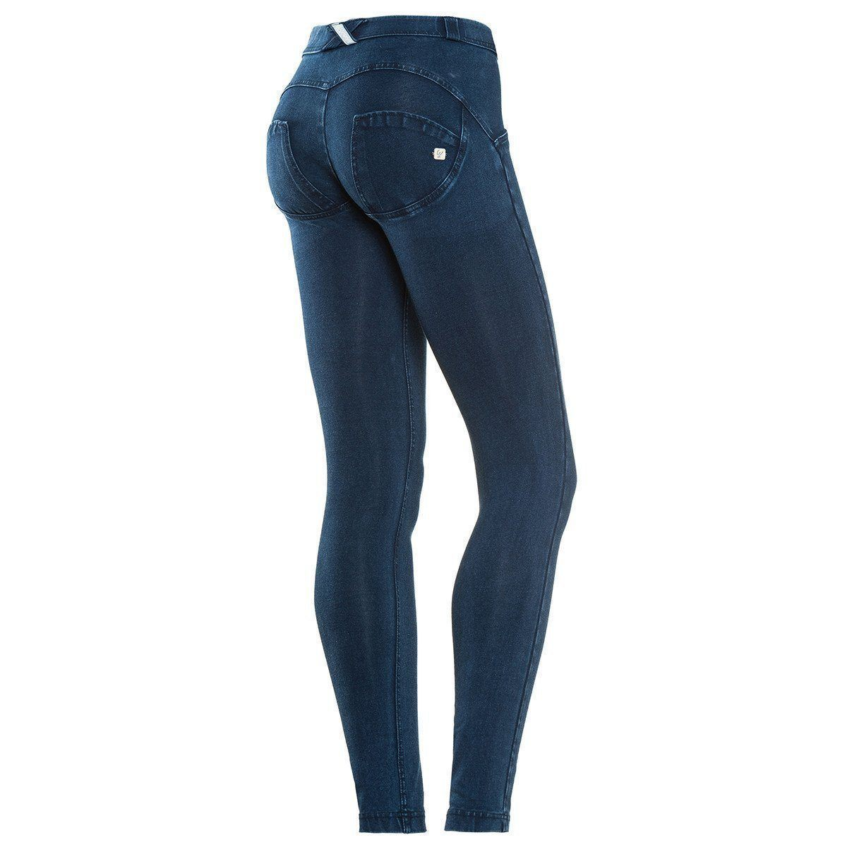 WR.UP® Shaping Jeans Skinny Mid Dark Blue