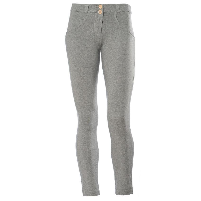 WR.UP® Shaping Pants Petite Mid Melange Grey