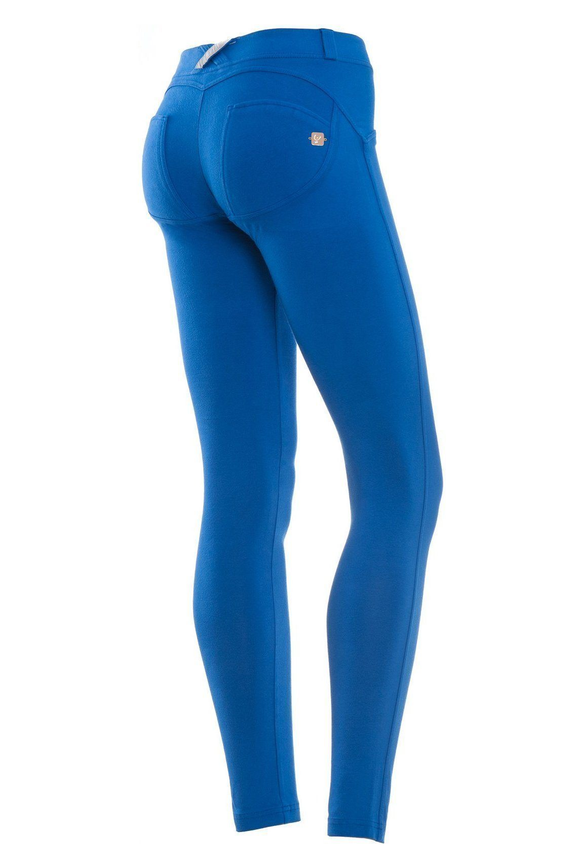 WR.UP® Shaping Pants Skinny Low Blue