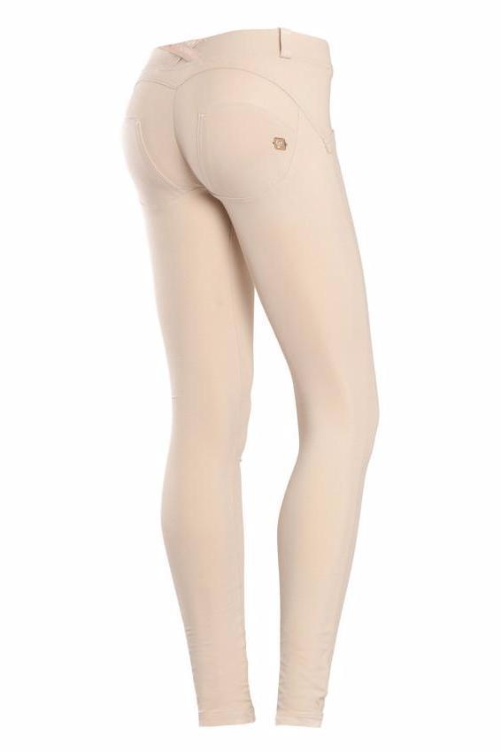 WR.UP® Shaping Pants Skinny Low Cream