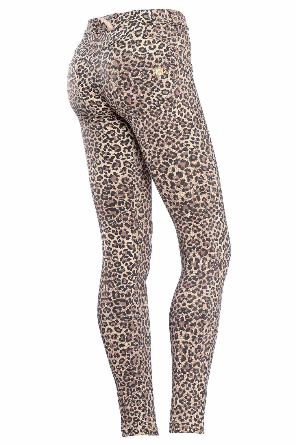 WR.UP® Shaping Pants Skinny Low Leopard