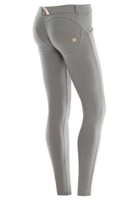 WR.UP® Shaping Pants Skinny Low Light Grey