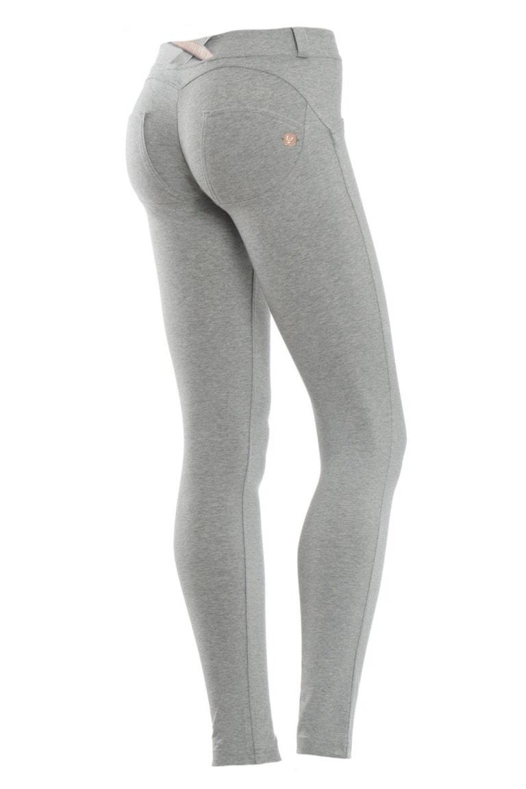 WR.UP® Shaping Pants Skinny Low Light Melange Grey