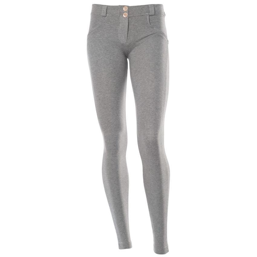 WR.UP® Shaping Pants Skinny Low Melange Grey