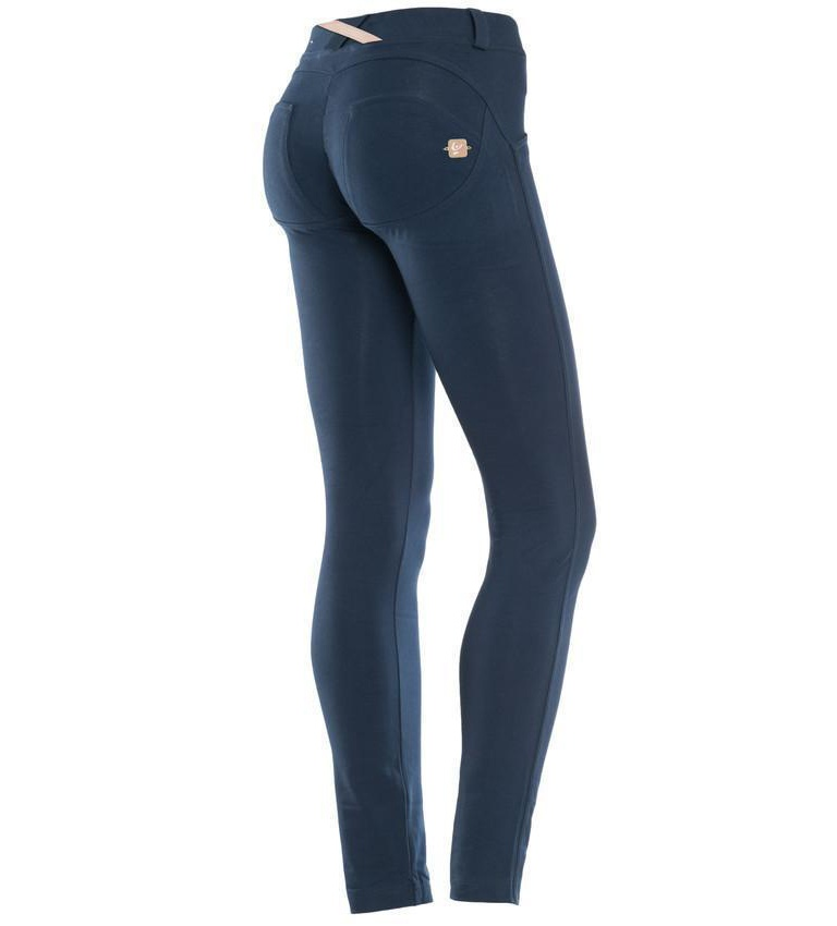 WR.UP® Shaping Pants Skinny Low Navy Blue