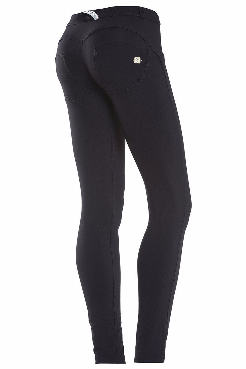 WR.UP® Shaping Pants Skinny Mid Beauty Effect Black