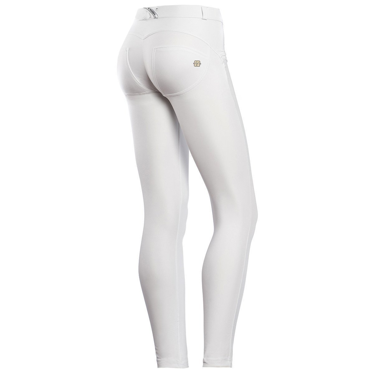 WR.UP® Shaping Pants Skinny Mid Beauty Effect White