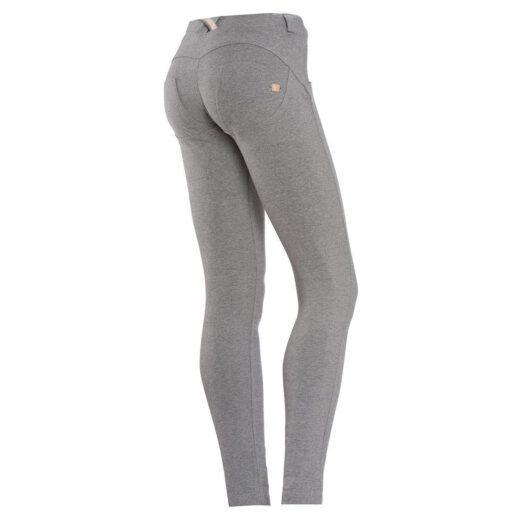 WR.UP® Shaping Pants Skinny Mid Melange Grey