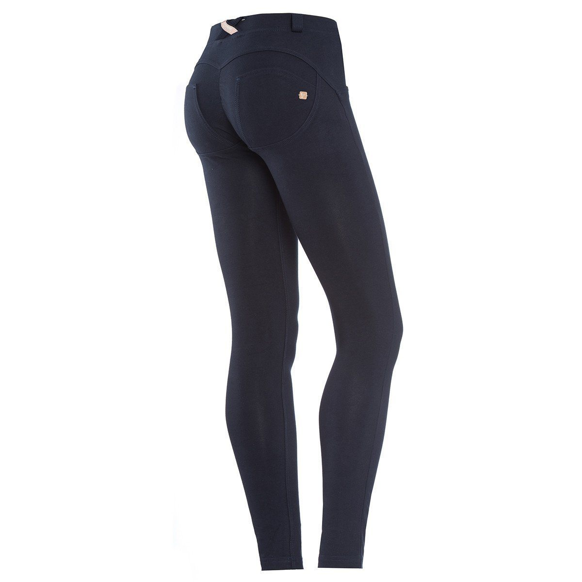 WR.UP® Shaping Pants Skinny Mid Navy Blue