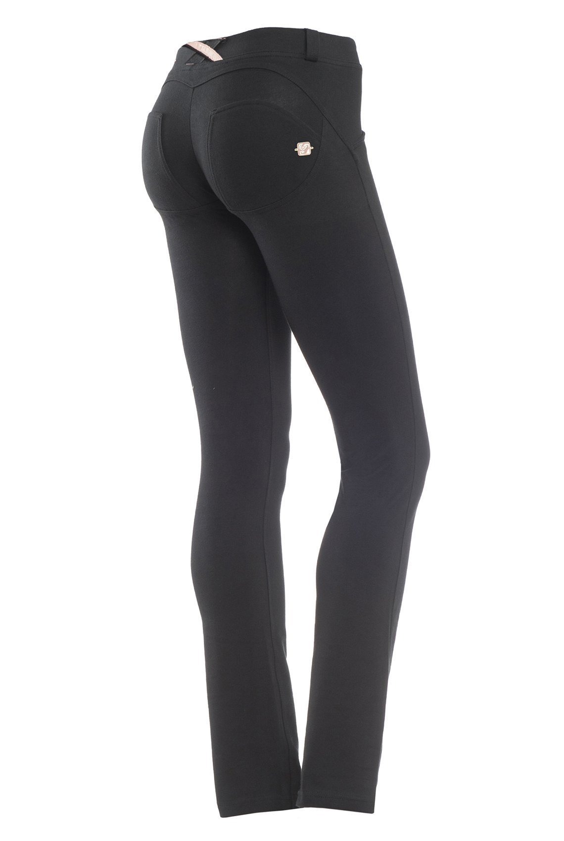 WR.UP® Shaping Pants Straight Low Black