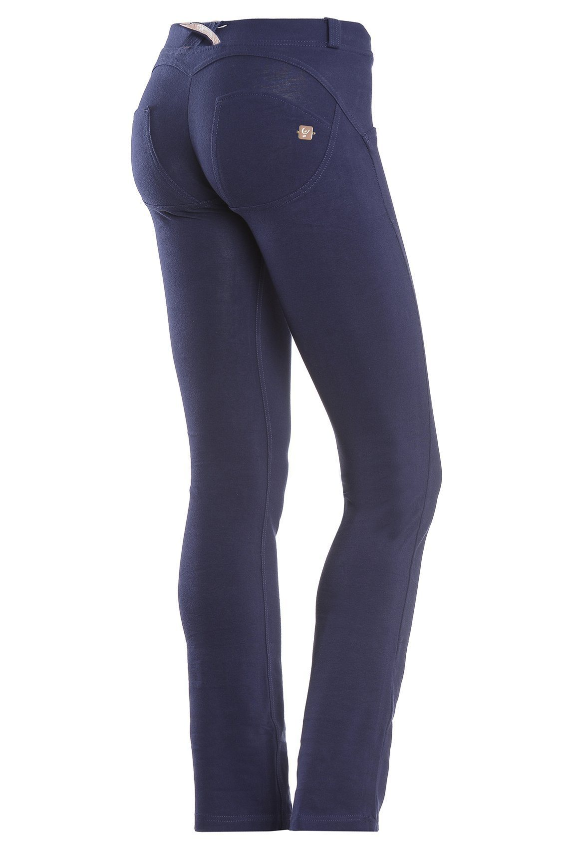 WR.UP® Shaping Pants Straight Low French Navy