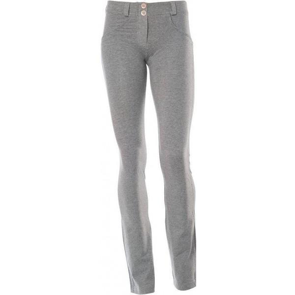 WR.UP® Shaping Pants Straight Low Melange Grey