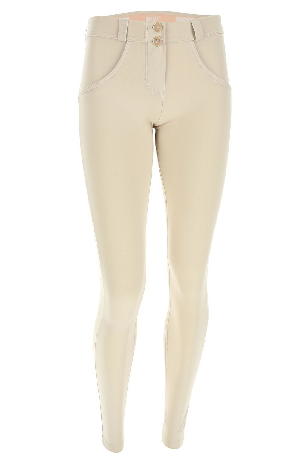 WR.UP® Shaping Pants Super Skinny Mid Beige